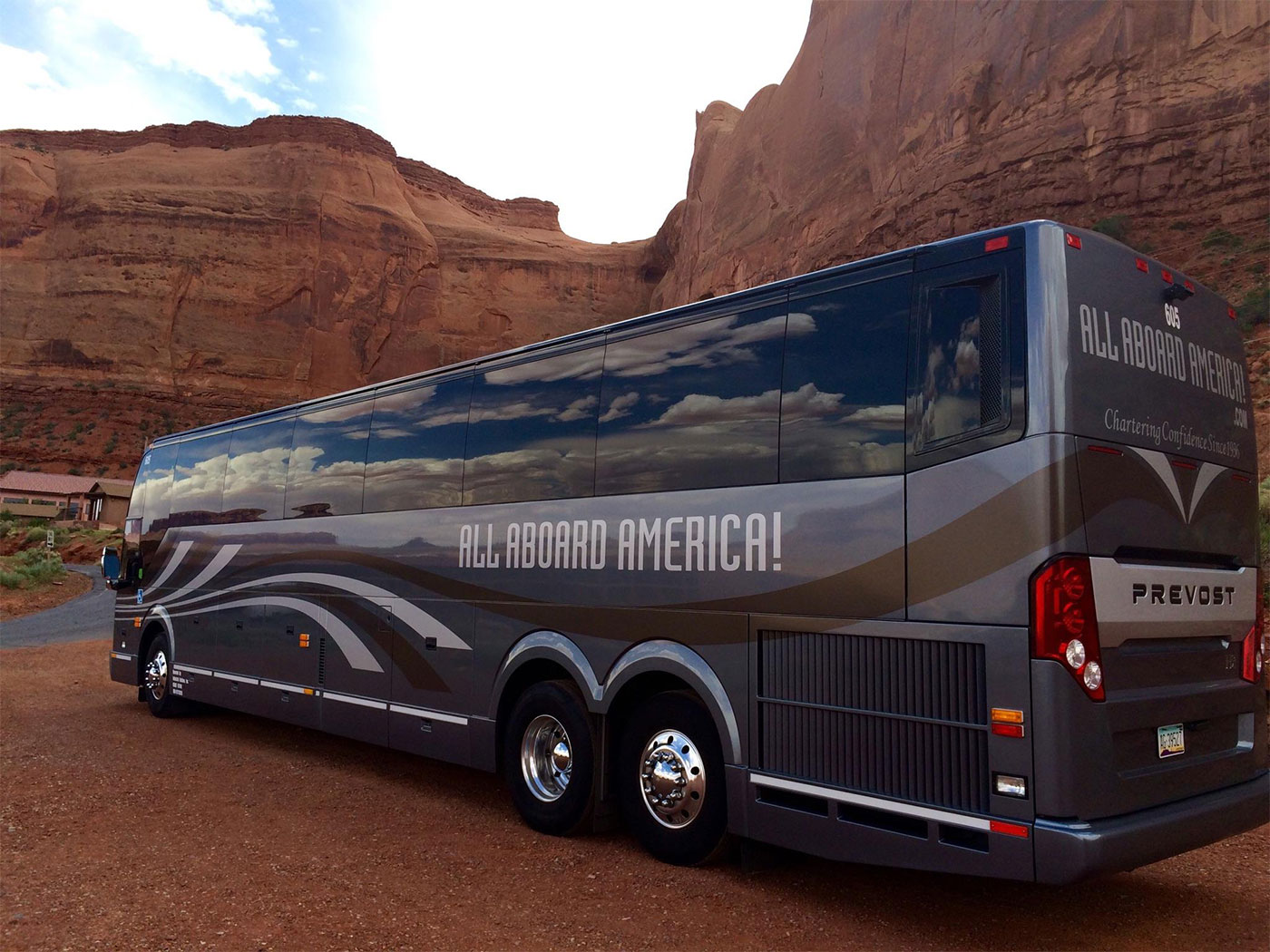 Bus Charter Service | Charter Bus Service | Coach Bus | AAA